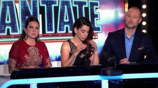 El jurado de 'Levántate' decidirá los dos últimos duelos de la semifinal