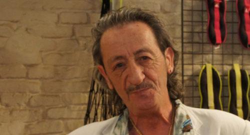 """Eduardo Gómez: """"Estaba viendo porno, hice zapping y así fue como descubrí 'Gym Tony'"""""""