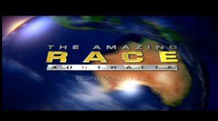 Tráiler de la versión australiana de 'The Amazing Race'