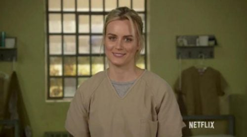 Las protagonistas de 'Orange is the new black' felicitan el día de la madre