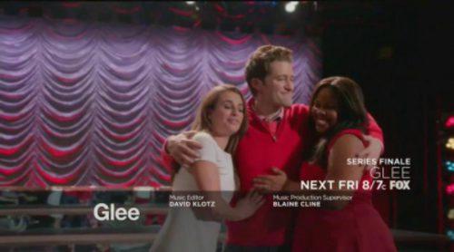 Promo del último capítulo de 'Glee'