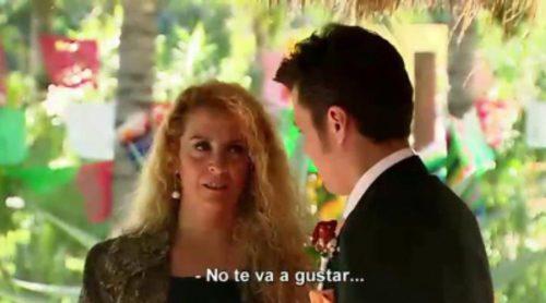 """Enrique Soriano escucha la opinión de su madre ('Casados a primera vista'): """"No te va a gustar, te lo digo ya"""""""