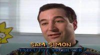 El homenaje de 'Los Simpsons' al cocreador de la serie Sam Simon