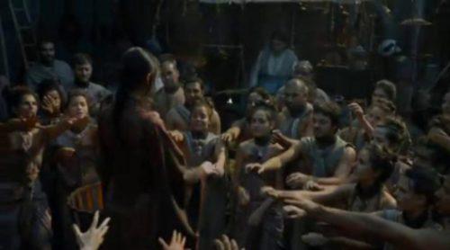 La búsqueda del conquistador del Trono de Hierro continúa en este teaser de la quinta temporada de 'Juego de Tronos'