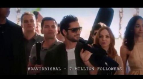 El esperado cameo de David Bisbal en la serie 'Jane The Virgin'