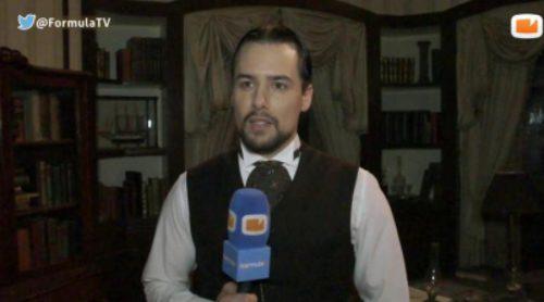 """Roger Berruezo: """"Estoy encantado de que se apueste por actores nuevos para productos como 'Acacias 38'"""""""