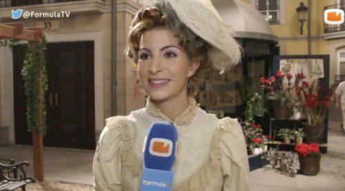 """Sara Miquel: """"He creado a Cayetana, la mala de 'Acacias 38', observando a gente falsa y que tiene doble fondo"""""""