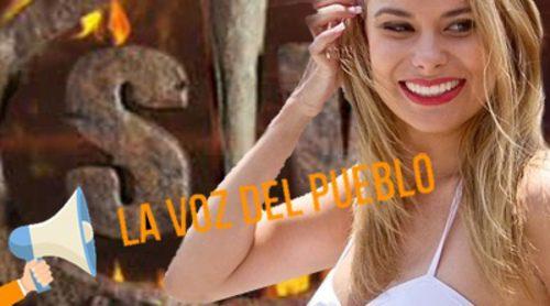 La Voz del Pueblo con María Lapiedra: La lista de 'Supervivientes 2015' y ¿María participará embarazada?
