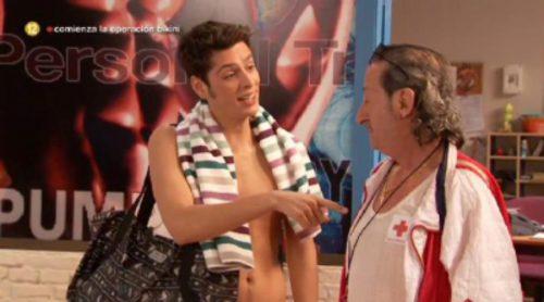 Así empiezan la operación bikini los nuevos socios de 'Gym Tony'