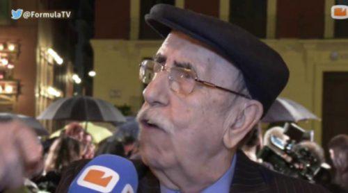 """Jesús Guzmán: """"Lo peor que ha habido en este país es apellidarte Gómez o Gúzman, no se ha valorado nunca lo nuestro"""""""