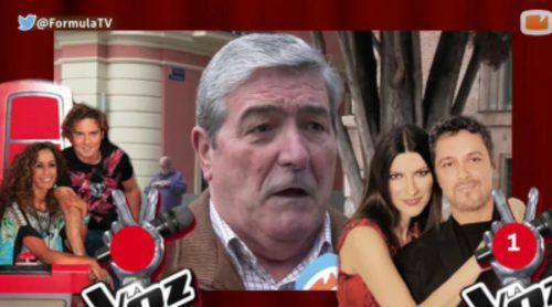 A pie de calle: ¿Alejandro Sanz y Laura Pausini de 'La Voz 3' han superado a David Bisbal y Rosario Flores?