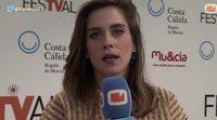 Los actores de 'Allí Abajo' se despiden de Pedro Reyes