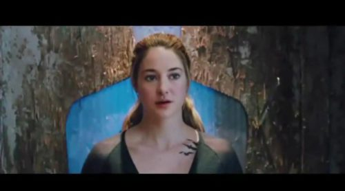 """Antena 3 estrena este domingo la película """"Divergente"""" aprovechando la llegada a los cines de """"Insurgente"""""""