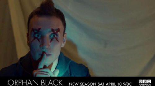 Sarah y el resto de clones se enfrentan a terribles peligros en la tercera temporada de 'Orphan Black'