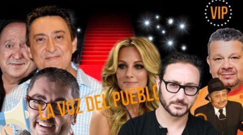 La Voz del Pueblo VIP: ¿Qué opinan los famosos de 'La alfombra roja Palace': formato novedoso o anticuado?