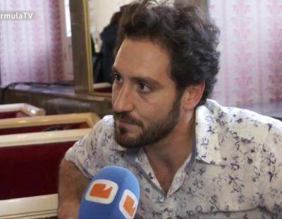 """Álex Gadea: """"Creo que 'El secreto de Puente Viejo' y 'Seis hermanas' pueden convivir en la sobremesa perfectamente"""""""
