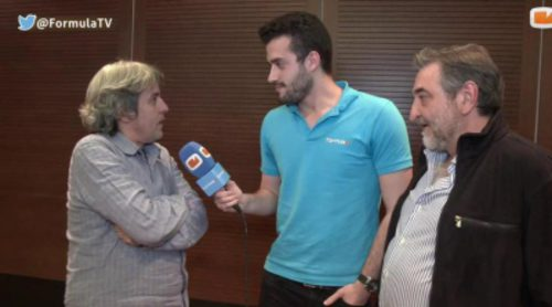 """Iñaki Mercero, director de 'Allí abajo': """"Solo esperamos que no nos enfrenten a 'El Príncipe'"""""""