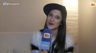"""Lodovica Comello ('Violetta'): """"Tengo las ideas muy claras, no voy a acabar como Miley Cyrus"""""""