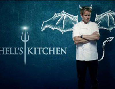 Promo de la duodécima temporada de 'Hell's Kitchen' con Gordon Ramsay más malvado que nunca