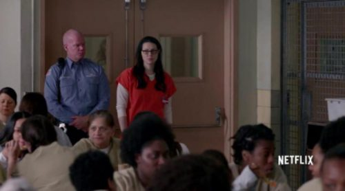Alex Vause vuelve a Litchfield en la tercera temporada de 'Orange is the new Black'