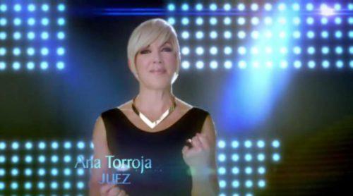 Ana Torroja se estrena el 19 de abril como jurado de 'Me pongo de pie', la versión mexicana de 'Levántate'