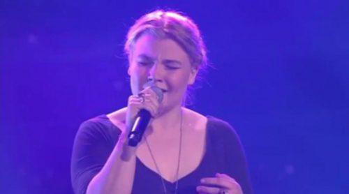 Charley Ann Schumtler consiguió la victoria en la cuarta edición 'The Voice' en Alemania