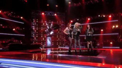 La girlband O'G3NE ganó la versión holandesa de 'The Voice' en el año 2014