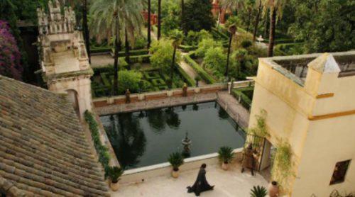 'Juego de Tronos' (5x02): Primera promo del Real Alcázar de Sevilla como los Jardines del Agua de Dorne