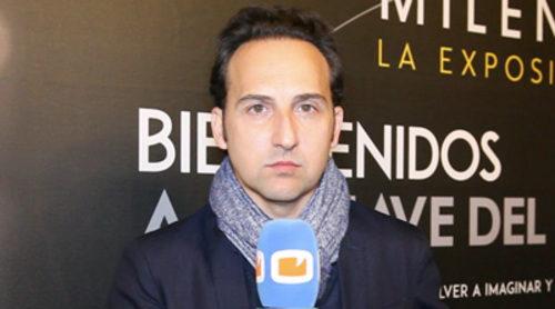 """Íker Jiménez: """"La Exposición muestra el mundo del misterio casi al completo a través de 10 áreas"""""""