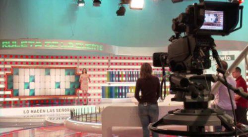 Making of de 'La Ruleta de la Suerte': el director y la azafata nos cuentan todos los entresijos del concurso