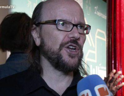 """Santiago Segura: """"Edurne tuvo unas deficiencias de sonido en 'Alaska y Segura' que no fueron su responsabilidad"""""""