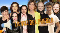 La Voz del Pueblo VIP: Estreno de 'Supervivientes 2015'. ¿Abandonará Chabelita? ¿Aguantará Carmen Lomana? ¿La liará Nacho Vidal?