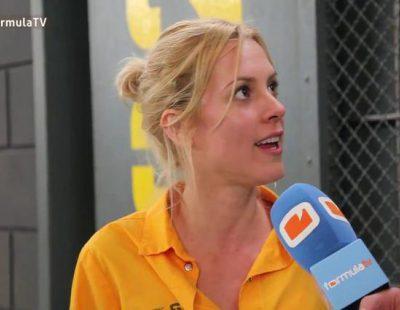 """Maggie Civantos ('Vis a vis'): """"Hay películas que me han ayudado a prepararme, pero 'Orange is the new black' no me servía"""""""