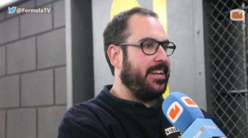 """Alberto Velasco ('Vis a vis'): """"Cuando Macarena entra en la prisión me descoloca un poco y me genera ciertas tensiones"""""""