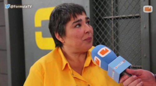 """María Isabel Díaz ('Vis a vis'): """"Soledad es capaz de matar por Macarena, ella es su razón de vivir"""""""