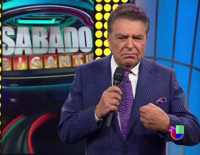 Don Francisco hace un emotivo recorrido por la historia de 'Sábado gigante' antes de su final