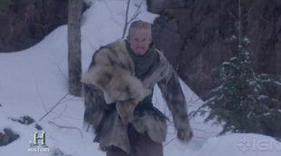Björn se enfrenta a un oso feroz en este avance de la cuarta temporada de 'Vikingos'