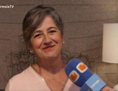 """Eva Arguiñano: """"Si me pidiesen ser jurado de 'MasterChef' o 'Top Chef' estaría encantada, estoy enganchada a la televisión"""""""