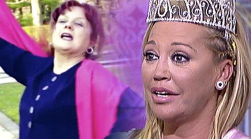 """Amalia Valero se convierte en la defensora de Belén Esteban con la canción """"El Mundo de Belén"""""""