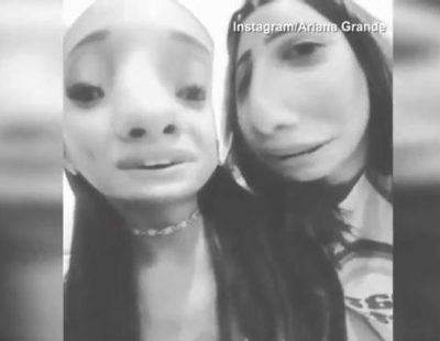 Ariana Grande y Lea Michele cantan 'Wannabe' de las Spice Girls