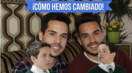 Alejandro y Guillermo Gallego: