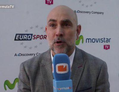 """Fernando Jerez: """"Para Roland Garros 2015, Eurosport hará el mayor despliegue de su historia, contando con Chris Evert"""""""