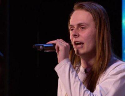 """Los jueces de 'Britain's Got Talent', sorprendidos con la versión más heavy de """"Let It Go"""""""