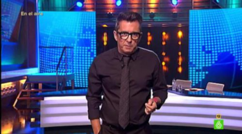 """Andreu Buenafuente: """"Ahora en televisión hay gente que no sabe ni andar ni hablar. Ver a Hermida era un espectáculo"""""""
