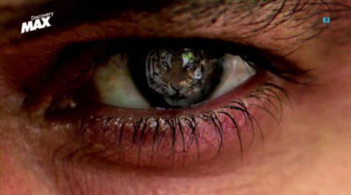 Discovery MAX muestra en la promo de 'Wild Frank' el ataque que Frank Cuesta sufrió de una víbora Russel