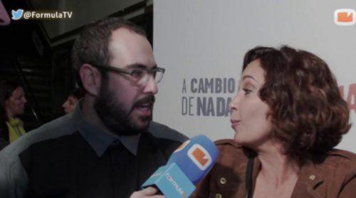 """Cristina Plazas y Alberto Velasco: """"Ojalá 'Vis a vis' tenga 20 temporadas. La nueva 'Cuéntame'"""""""