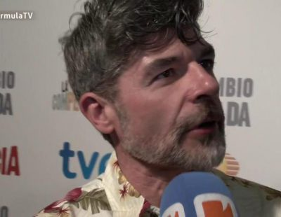 """Nacho Guerreros: """"Estaría bien hacer un musical o un viaje en crucero en 'La que se avecina'"""""""