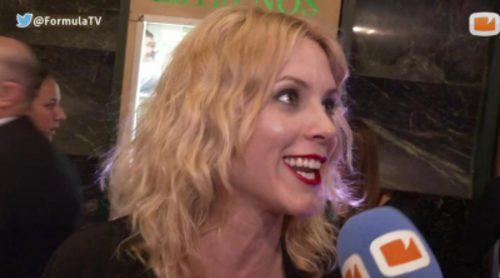 """Maggie Civantos: """"No sé quién quedará vivo en una segunda temporada de 'Vis a vis'. Pero Rizos supongo que sí"""""""