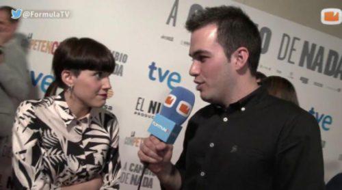 """Angy Fernández: """"Me encantaría estar en 'Pequeños gigantes', pero a veces los cambios vienen bien"""""""