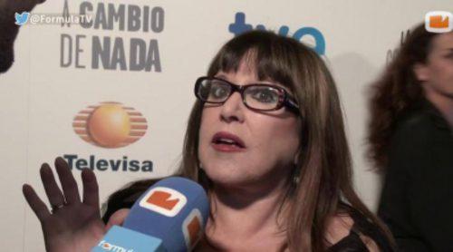 """Loles León: """"Me gustaría aparecer en 'La que se avecina' como una pitonisa"""""""